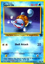 Squirtle (Team Rocket: 68/82)