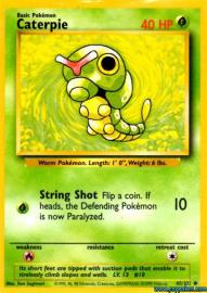 Caterpie (Base Set: 45/102)