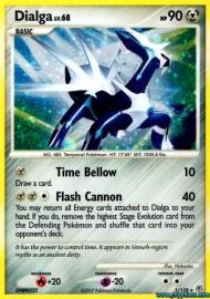 Dialga (Diamond and Pearl: 1/130)