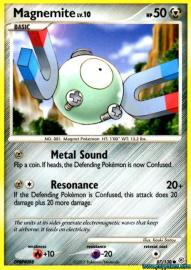 Magnemite (Diamond and Pearl: 87/130)
