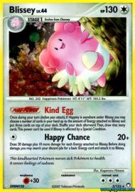 Blissey (Mysterious Treasures: 5/123)