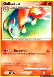 Quilava (Mysterious Treasures: 60/123)