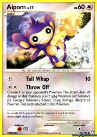 Aipom (Mysterious Treasures: 70/123)