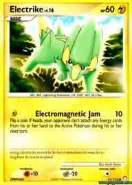 Electrike (Mysterious Treasures: 81/123)
