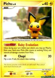 Pichu (Mysterious Treasures: 93/123)