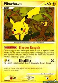 Pikachu (Mysterious Treasures: 94/123)