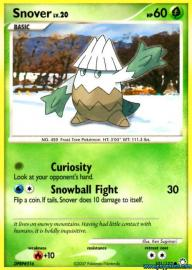 Snover (Mysterious Treasures: 101/123)