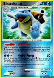 Blastoise (Secret Wonders: 2/132)