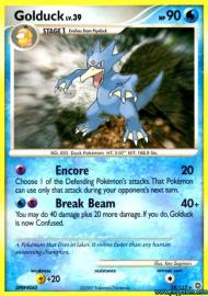 Golduck (Secret Wonders: 28/132)