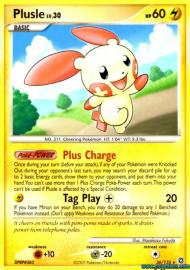Plusle (Secret Wonders: 36/132)
