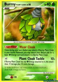 Burmy Plant Cloak (Secret Wonders: 78/132)