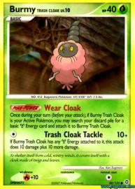 Burmy Trash Cloak (Secret Wonders: 80/132)