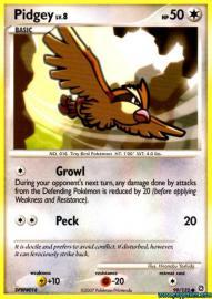 Pidgey (Secret Wonders: 99/132)
