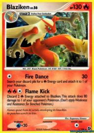 Blaziken (Great Encounters: 1/106)