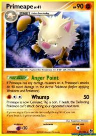 Primeape (Great Encounters: 27/106)