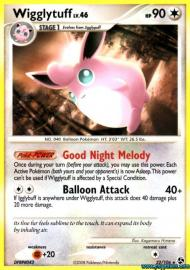 Wigglytuff (Great Encounters: 32/106)