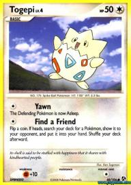 Togepi (Great Encounters: 88/106)