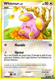 Whismur (Great Encounters: 94/106)