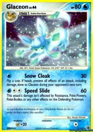 Glaceon (Majestic Dawn: 5/100)