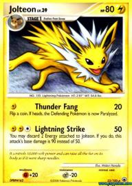 Jolteon (Majestic Dawn: 23/100)