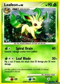 Leafeon (Majestic Dawn: 24/100)