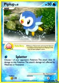 Piplup (Majestic Dawn: 72/100)