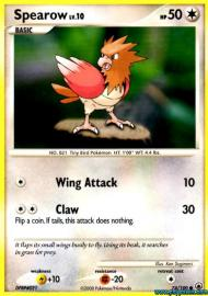 Spearow (Majestic Dawn: 74/100)