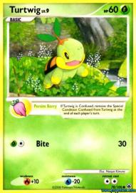 Turtwig (Majestic Dawn: 78/100)