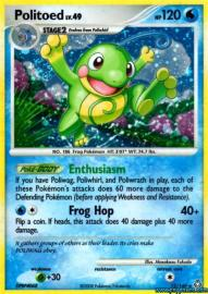 Politoed (Legends Awakened: 12/146)