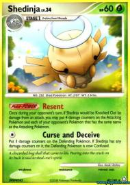 Shedinja (Legends Awakened: 40/146)