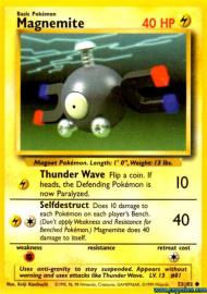 Magnemite (Base Set: 53/102)