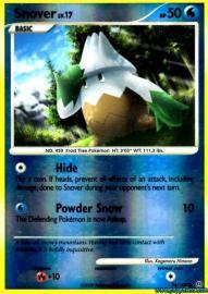 Snover (Stormfront: 74/100)