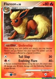 Flareon (Rising Rivals: 19/111)