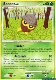 Seedot (Rising Rivals: 78/111)