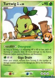 Turtwig (Rising Rivals: 85/111)