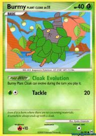 Burmy Plant Cloak (Arceus: 56/99)