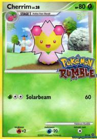 Cherrim (Pokemon Rumble: 2/16)