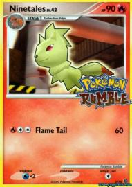 Ninetales (Pokemon Rumble: 3/16)