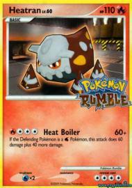 Heatran (Pokemon Rumble: 4/16)