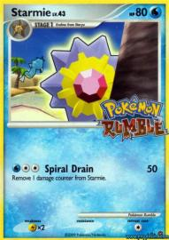 Starmie (Pokemon Rumble: 5/16)