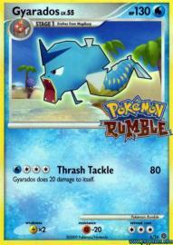 Gyarados (Pokemon Rumble: 6/16)