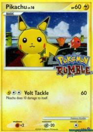 Pikachu (Pokemon Rumble: 7/16)