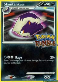 Skuntank (Pokemon Rumble: 13/16)