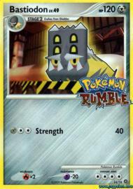 Bastiodon (Pokemon Rumble: 14/16)