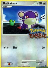Rattata (Pokemon Rumble: 15/16)