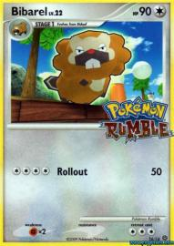 Bibarel (Pokemon Rumble: 16/16)