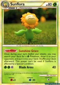 Sunflora (HeartGold & SoulSilver: 31/123)