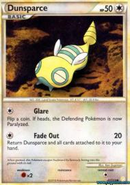 Dunsparce (HeartGold & SoulSilver: 41/123)