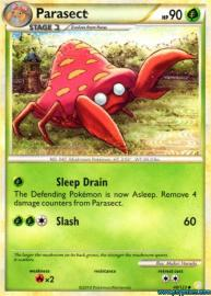 Parasect (HeartGold & SoulSilver: 48/123)