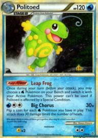 Politoed (HGSS Unleashed: 7/95)
